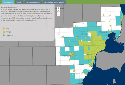 Memphis Michigan Map.Data And Maps