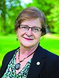Kathy D. Vosburg portrait